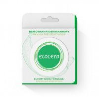 Ecocera - BANANA PRESSED POWDER