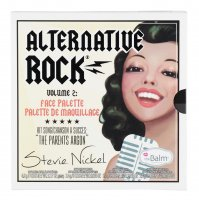THE BALM - ALTERNATIVE ROCK VOL.2 Face Palette