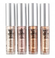 THE BALM - THE DEW MANIZER`SQUAD - Set of 4 Liquid Highlighters