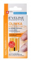 EVELINE - NAIL THERAPY PROFESSIONAL Cuticles and Nails Multi-Nourishing Oil