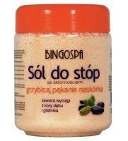 BINGOSPA - Foot salt with tendencies to fungal infections and skin rupture - 550g