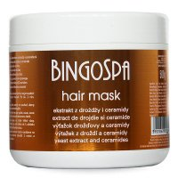 BINGOSPA - Hair mask with yeast extract and ceramides - 500g