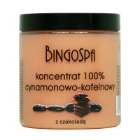 BINGOSPA - Concentrate 100% cinnamon-caffeine with chocolate for