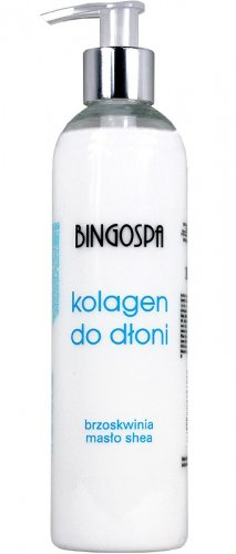 BINGOSPA - Collagen for hands with peach and shea butter - 280g