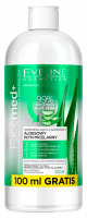 EVELINE - FaceMed + Aloe micellar fluid for all skin types