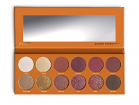 Paese - Eyeshadow Palette - A palette of 12 eye shadows - Warm Memories