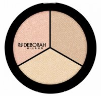 DEBORAH MILANO - Secrets of Strobing - TRIO HIGHLIGHTER PALETTE