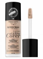 Deborah Milano - 24ORE Extra Cover - 2 IN 1 FOUNDATION AND CONCEALER - 0 - 0