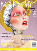Make-Up Trendy Magazine - THE MAKEUP DAY 2019 POLAND - No1 / 2019