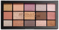 MAKEUP REVOLUTION - RE-LOADED - Set of 15 eye shadows - FUNDAMENTAL