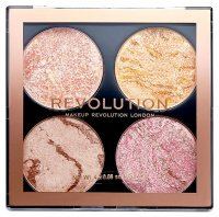MAKEUP REVOLUTION - CHEEK KIT - Contouring kit