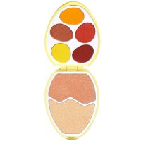 I HEART REVOLUTION - Easter Egg Face and Shadow Palette - Face Make-up set - CHICK