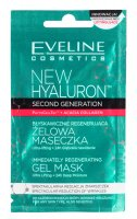 EVELINE - NEW HYALURON SECOND GENERATION - Regenerating Instant  Gel Mask