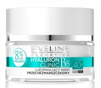 Eveline Cosmetics - HYALURON CLINIC 40+ Firming anti-wrinkle face cream