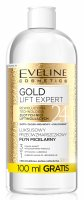 EVELINE - GOLD LIFT EXPERT - 24 K - Luxurious anti-wrinkle micellar fluid for mature, dry and sensitive skin