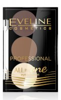 EVELINE - ALL IN ONE Eyebrow Set - Professional eyebrow set