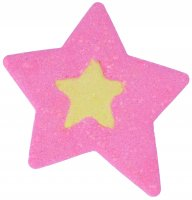 Bomb Cosmetics - Watercolors Bath Blaster - Multicolored, sparkling bath star - A Star Is Born