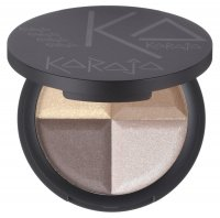 Karaja - Contour Quad Nude Palette Eyeshadow - Palette of 4 shadows - 10