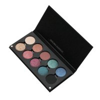 IBRA - COLOR MIX PALETTE - 10 eyeshadows magnetic palette