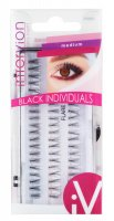 Inter-Vion - BLACK INDIVIDUALS - Tufts of eyelashes - MEDIUM - 498945