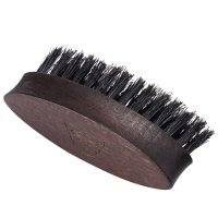GORGOL - Beard care and styling brush -  KARTACZ- DARK BROWN - 17 44 530 - 5R