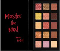 ARDELL - PRO EYESHADOW PALETTE - A palette of 15 eye shadows - METALLIC & MATTE