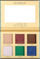 Sigma - VIPER EYESHADOW PALETTE - A palette of 6 eye shadows