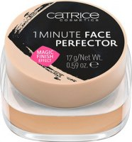 Catrice - 1 Minute Face Perfector - Lightweight mousse foundation - 010