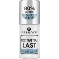 Essence - EXTREME LAST BASE COAT - Extremely durable base for nail polish
