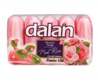 Dalan - Beauty Soap - Set of 5 soaps - Pink Rose
