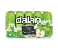 Dalan - Beauty Soap - Set of 5 soaps - Green Apple