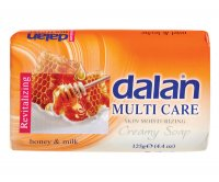 Dalan - MULTI CARE - Creamy Soap - Moisturizing soap - HONEY