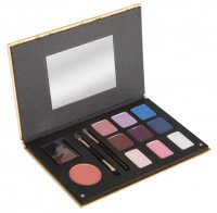 VIPERA - GOLDEN PALETTE - Set of makeup cosmetics - 11 LATINO