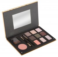 VIPERA - GOLDEN PALETTE - Set of makeup cosmetics - 15 SAMBA