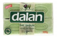 Dalan - Olive Oil Soap - Set of 4 bar soaps - Olive