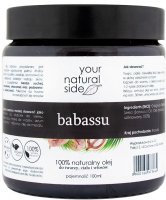 Your Natural Side - 100% Natural Babassu Oil - 100 ml