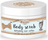 Nacomi - Body Scrub - Body peeling - Iced coffee - 200g