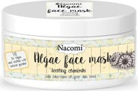 Nacomi - Algae Face Mask - Soothing algae face mask with camomile - Peel Off