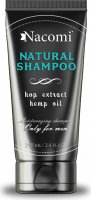 Nacomi - NATURAL SHAMPOO for men - Natural hair shampoo for men - 250 ml
