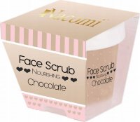 Nacomi - Face Scrub - Nourishing face scrub - Chocolate