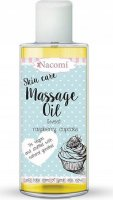 Nacomi - Skin Care Massage Oil - Body oil - Raspberry cupcake