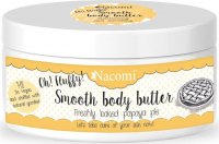 Nacomi - Smooth Body Butter - Light body butter - Fresh papaya cake