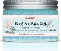 Nacomi - Dead Sea Bath Salt - Bath salt from the Dead Sea - Holidays in Greece - 450g
