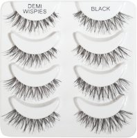 DEMI WISPIES BLACK
