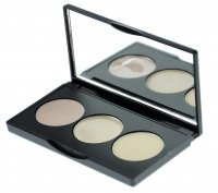 Sleek - Corrector & concealer PALETTE + powder