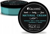 Nacomi - NATURAL CREAM For Men - Natural cream for men - 100ml