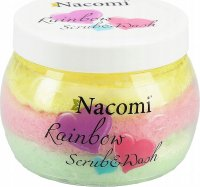 Nacomi - Rainbow Scrub & Wash - Peeling and washing foam - Refreshing watermelon - 200ml