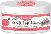 Nacomi - Smooth Body Butter - Light body butter - Moroccan spices