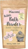 Nacomi - Bath Powder - Raspberry cupcake - 100g + 50g