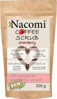 Nacomi - Coffee Scrub - Coffee peeling - Strawberry